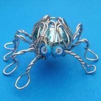 drátěný pavouček